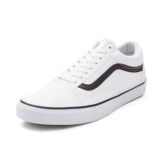 211cb1a0fbf7 VANS old skool Sneakers White Casual Shoes - Buy VANS old skool Sneakers  White Casual Shoes Online at Best Prices in India on Snapdeal
