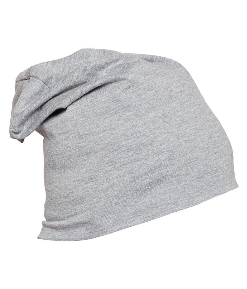9a4499d3200 Vimal Multicolor Blended Beanie Cap For Women(Pack Of 2)  Buy Online ...