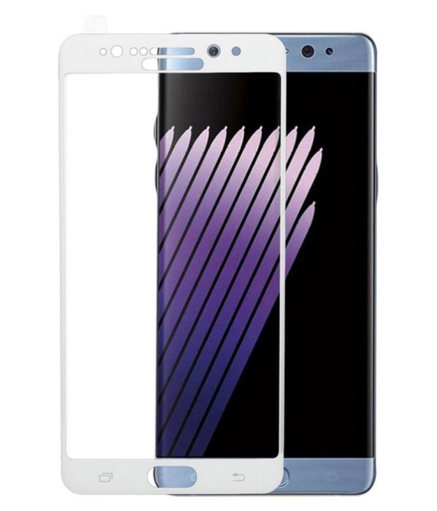 Samsung Galaxy J7 Prime Tempered Glass Screen Guard By ELEF