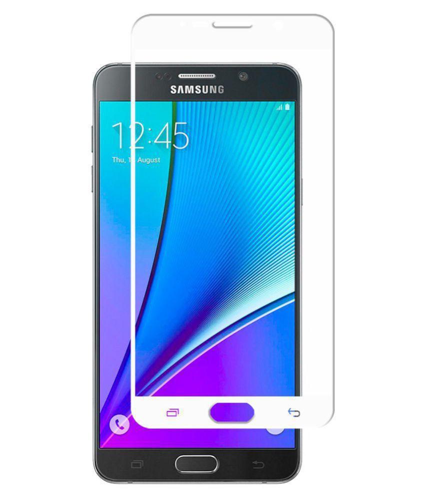 Samsung Galaxy J7 Tempered Glass Screen Guard By ELEF