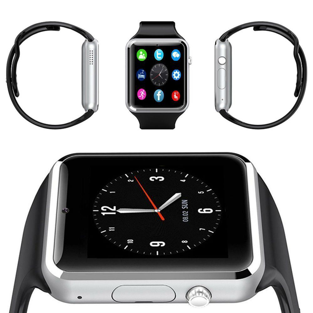 buy online 1ada2 87af4 AVIKA Apple iPhone 6S Plus 32GB Compatible Smart Watches - Wearable ...
