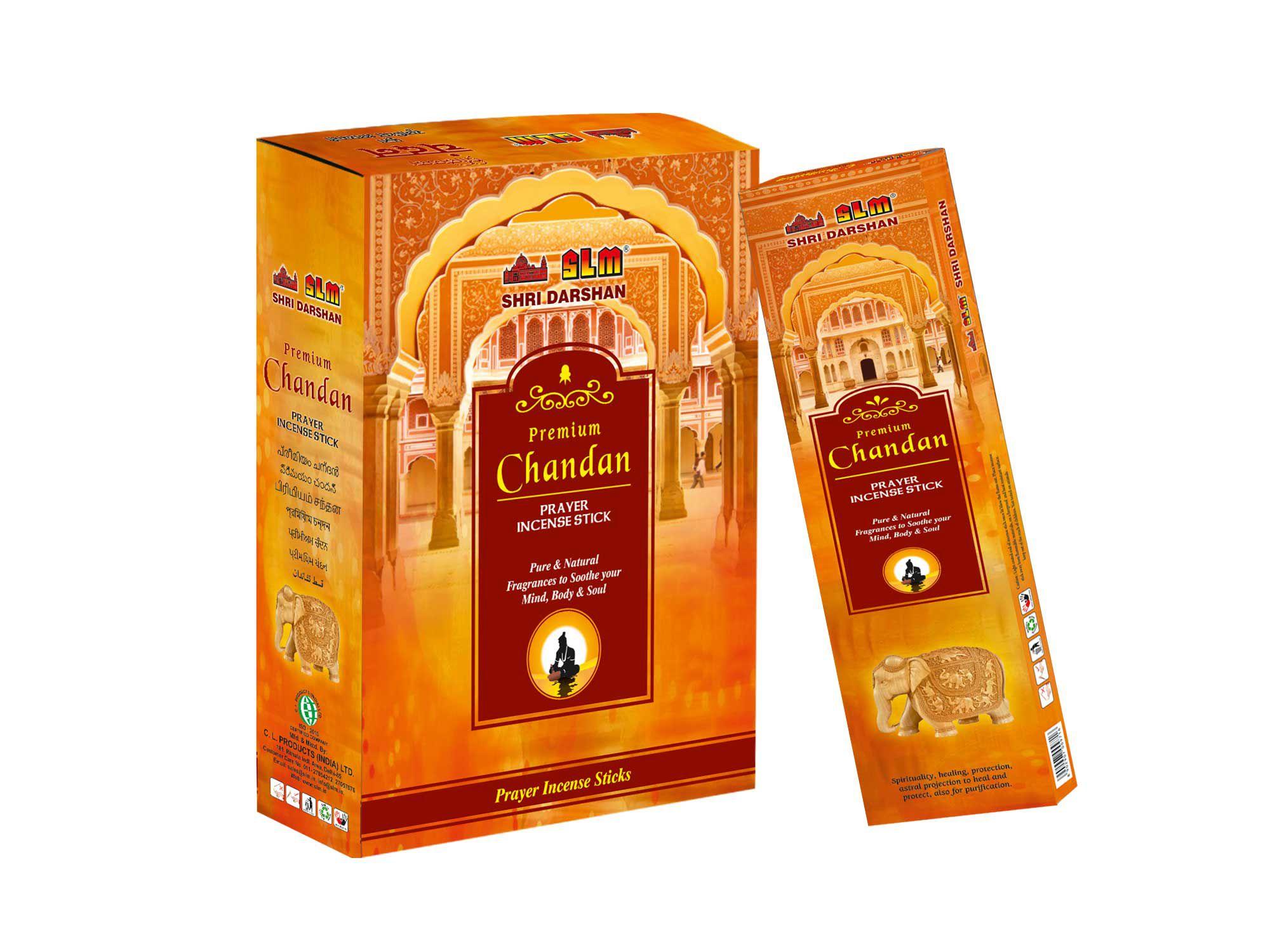 SLM Chandan Incense Stick