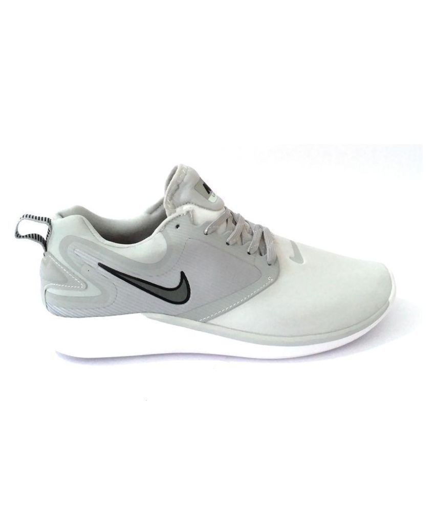 7048e5c758a16 NIKE LUNAR SOLO Gray Running Shoes NIKE LUNAR SOLO Gray Running Shoes ...