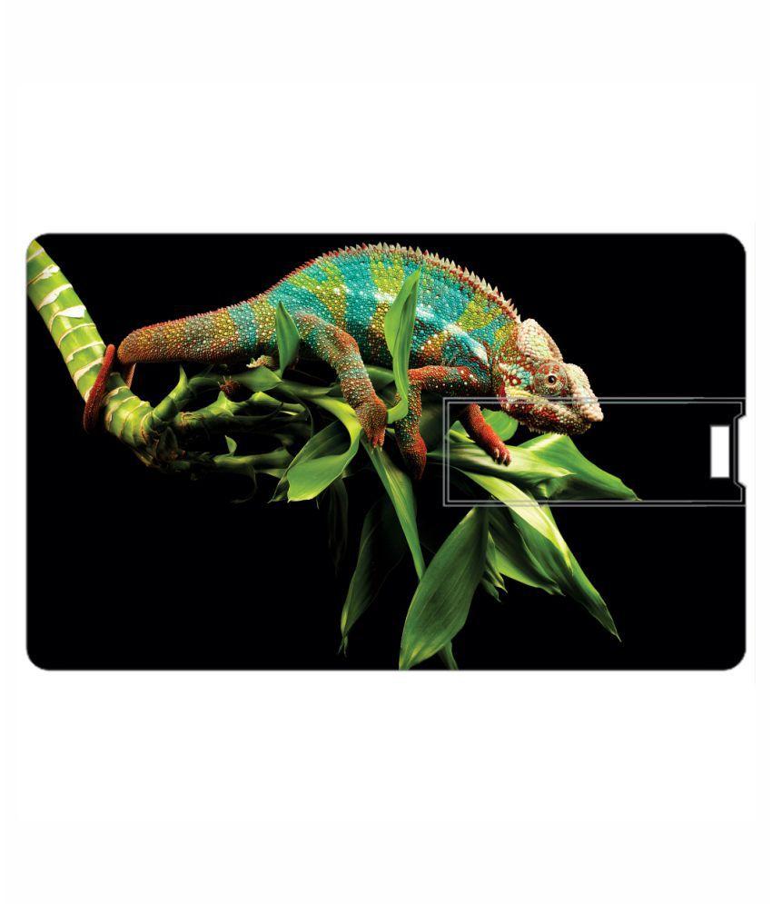 Printland 8GB USB 2.0 Fancy Pendrive Single