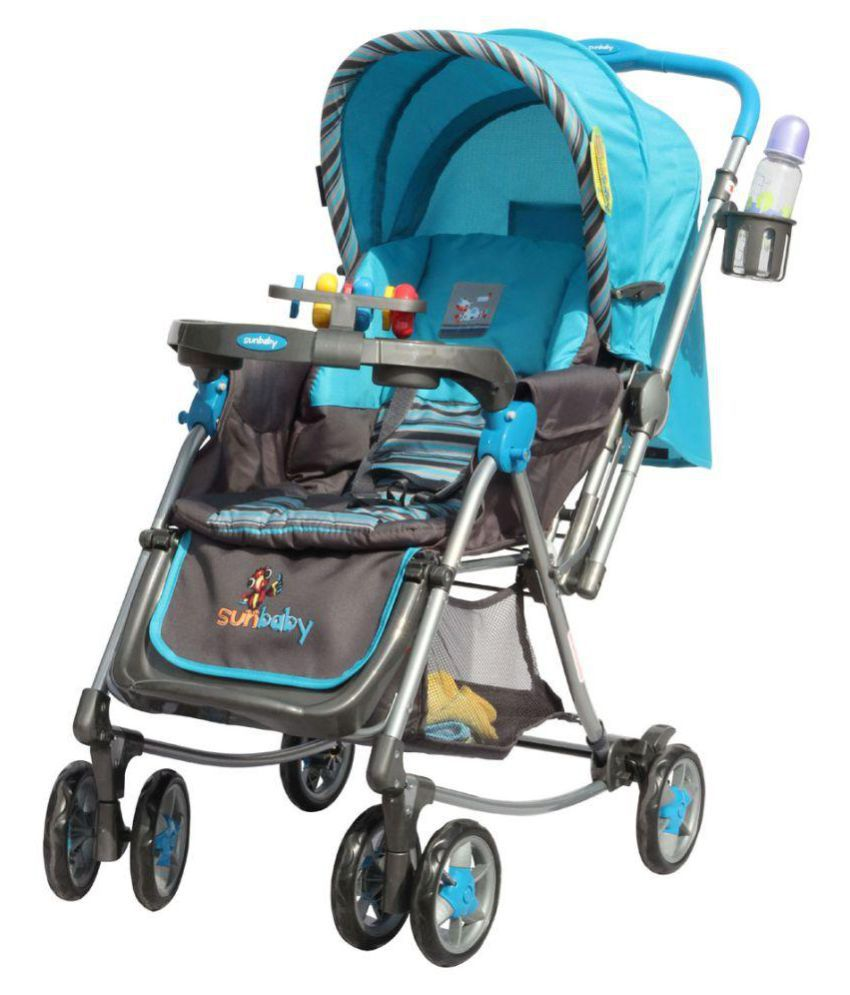 Sunbaby Multicolor Baby Stroller - Buy Sunbaby Multicolor ...