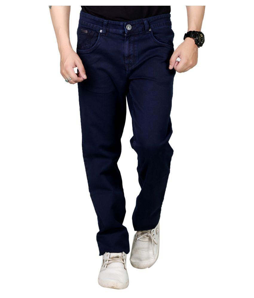 UNITE Dark Blue Slim Jeans