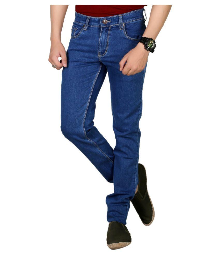 UNITE Light Blue Slim Jeans