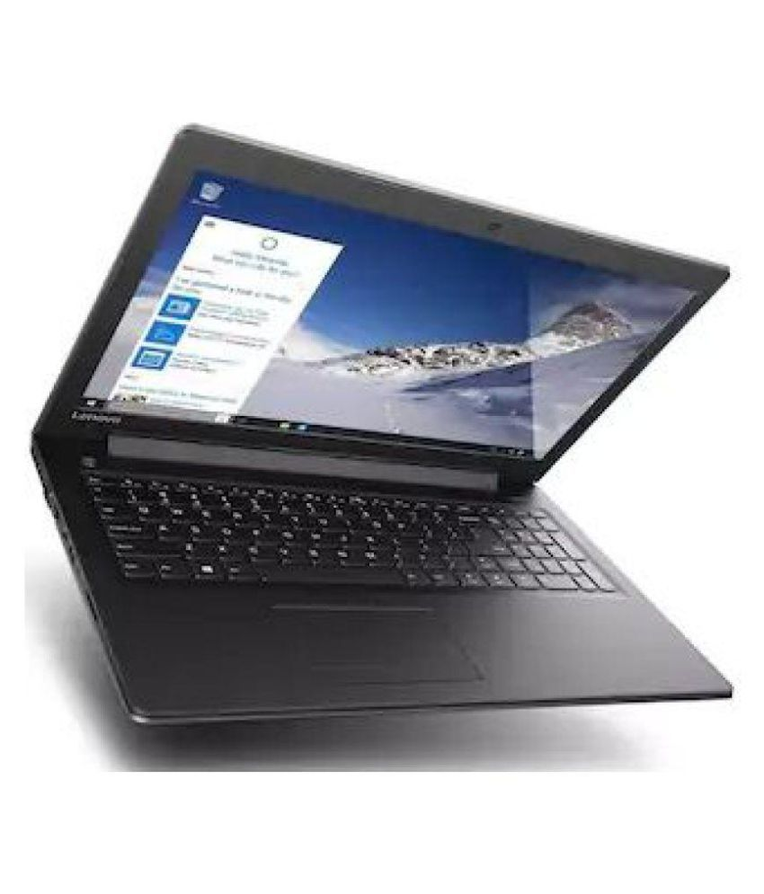Lenovo Ideapad IP 310-(80TV02FGIH) Notebook Core i5 (7th Generation) 8 GB 39.62cm(15.6) DOS Not Applicable Black