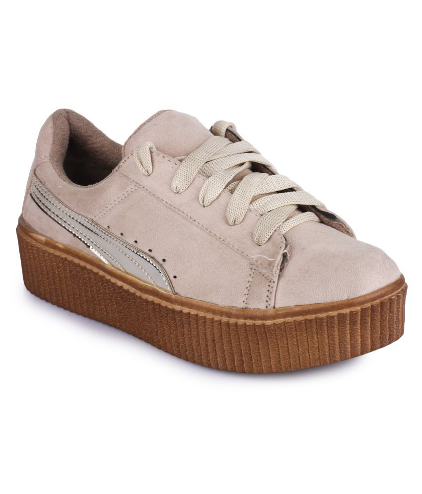 Sapatos Beige Casual Shoes