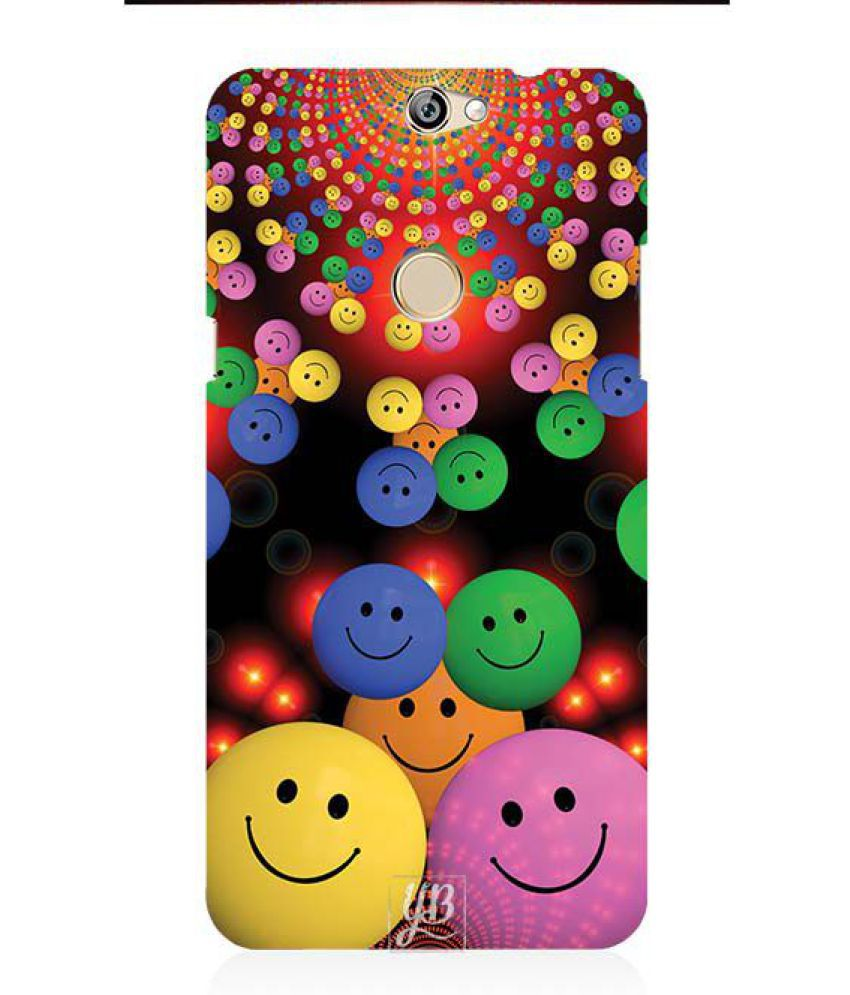 Coolpad Max 3D Back Covers By YuBingo