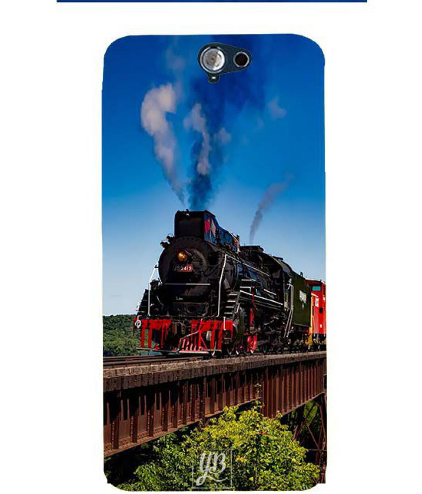 HTC One A9 3D Back Covers By YuBingo