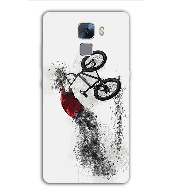 Huawei Honor 7 3D Back Covers By YuBingo