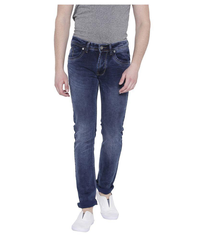 Duke Blue Slim Jeans