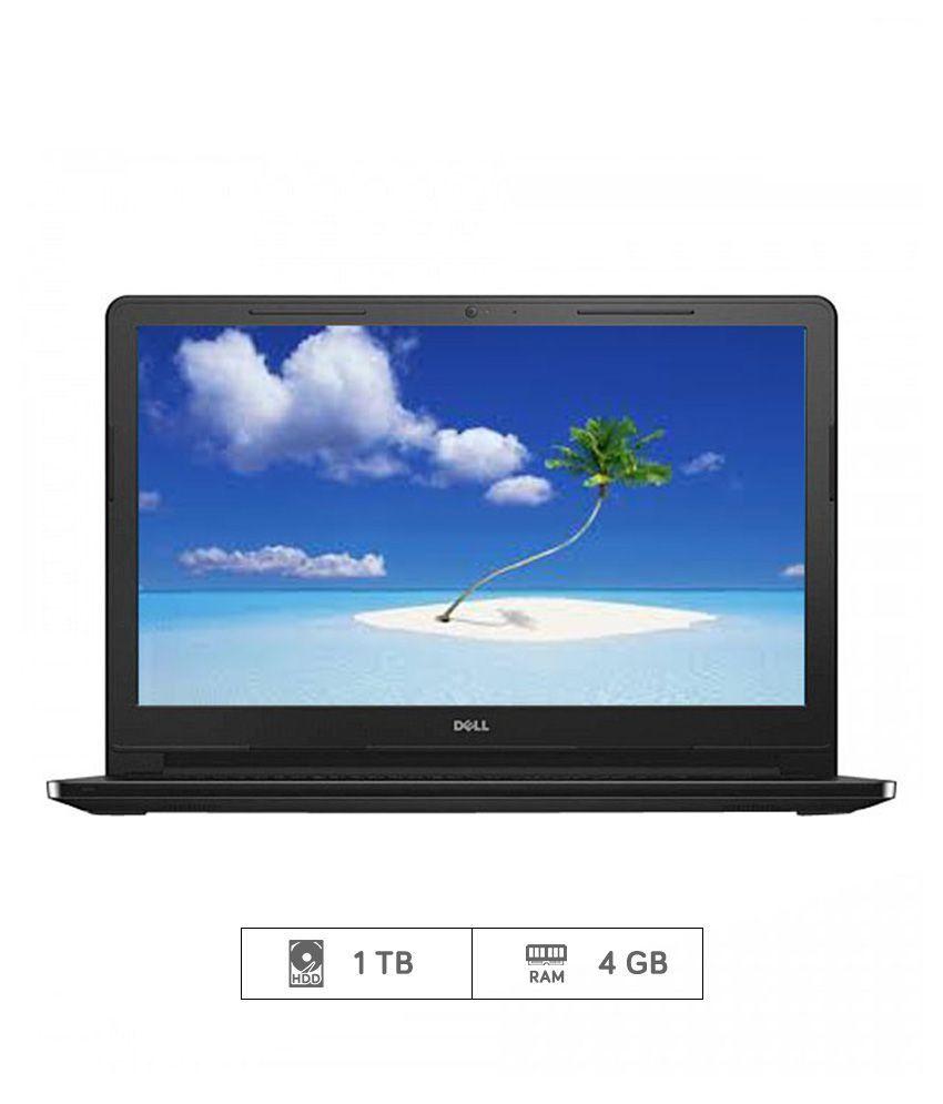 Dell Vostro 15 3558 Laptop 4th Gen Intel Core I3 4gb Ram 1tb Hdd V Sdhc Card