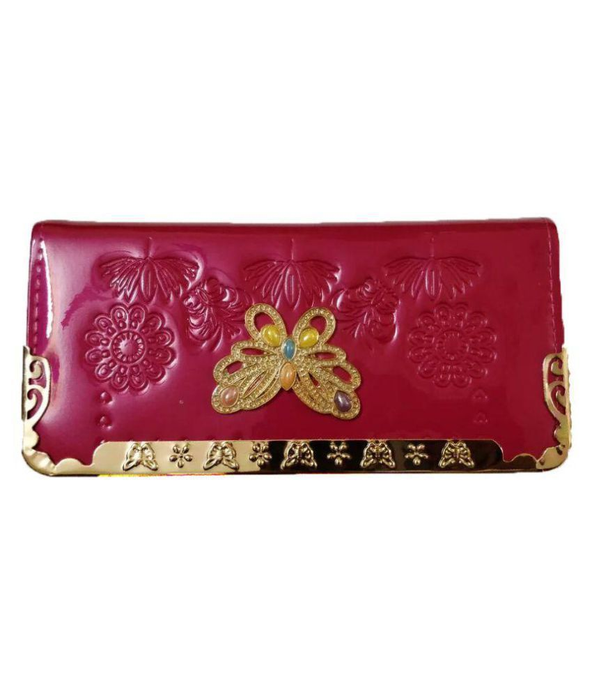 D-Berry Pink Wallet