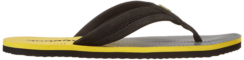 Reebok Reebok Slides Possession Yellow Thong Flip Flop clearance low price fee shipping 9P3o9iXn