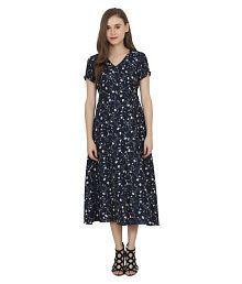97cb274d0cb2e 4XL Size Womens Dresses: Buy 4XL Size Womens Dresses Online at Low ...