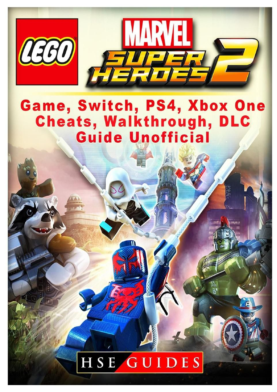 Lego Marvel Super Heroes 2 Game Switch Ps4 Xb One Cheats