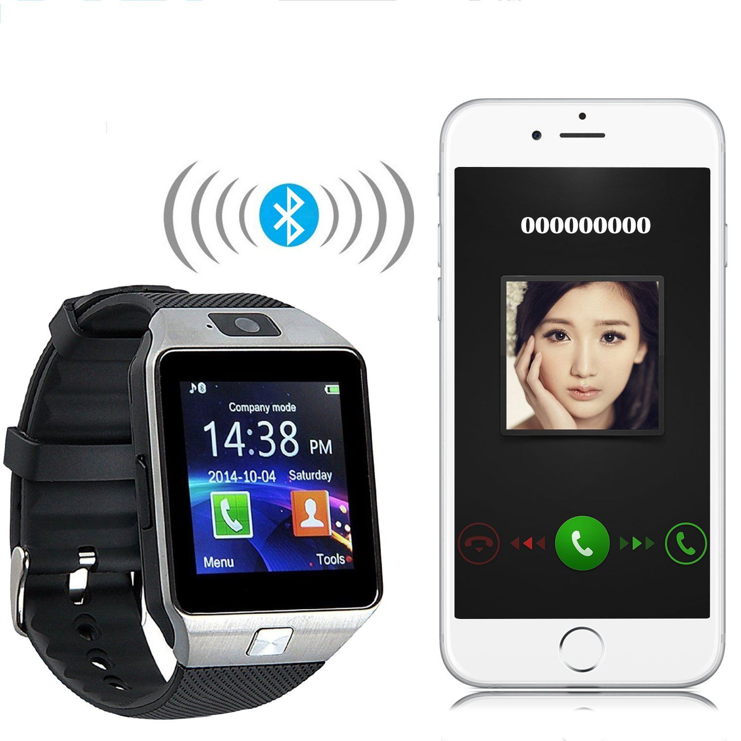 pp texting brings smartwatch facebook to black twitter wired sony watches colorwristband your solo phone mobile wrist