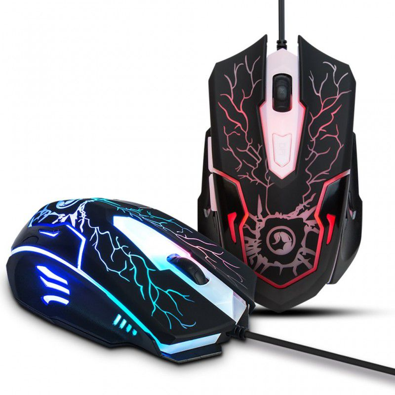 24e30cdef5e Buy Marvo KM400 ( Wired ) Gaming Keyboard & Mouse Combo Online at ...