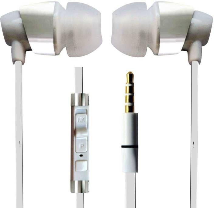 HI-SHE LOOKS KFM-A5Lenovo A1900 Ear Buds Wired Earphones With Mic ...