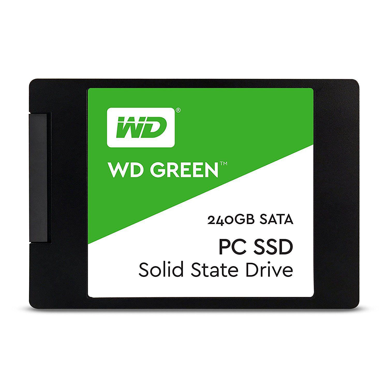 WD WDS240G1G0A 240 GB SSD Internal Hard drive