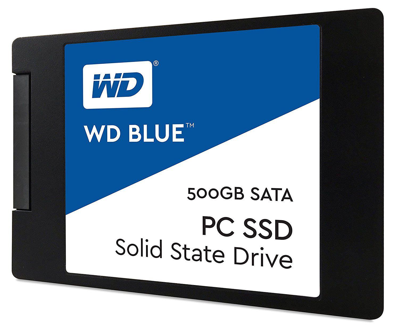 WD WDS500G2B0A 500 GB SSD Internal Hard drive