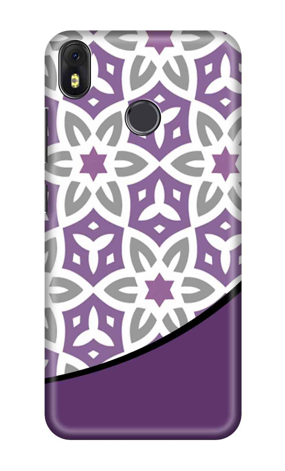 Infinix hot S3 Printed Cover By ZAPCASE