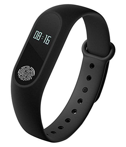 M2 Smart Fitness Band-Compatible With All Devices