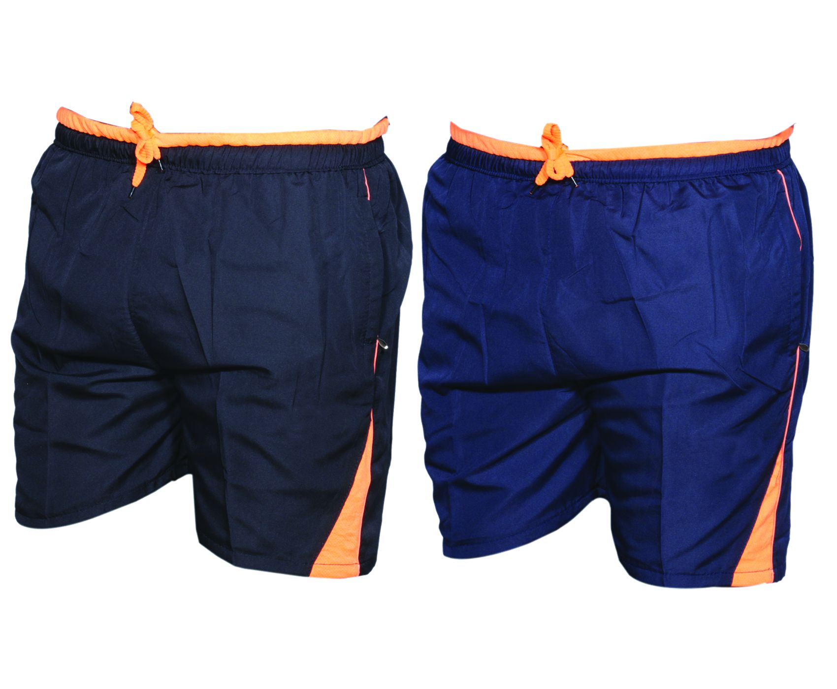 IndiWeaves Multi Shorts (Pack of 2 Sports Shorts/Bermuda)
