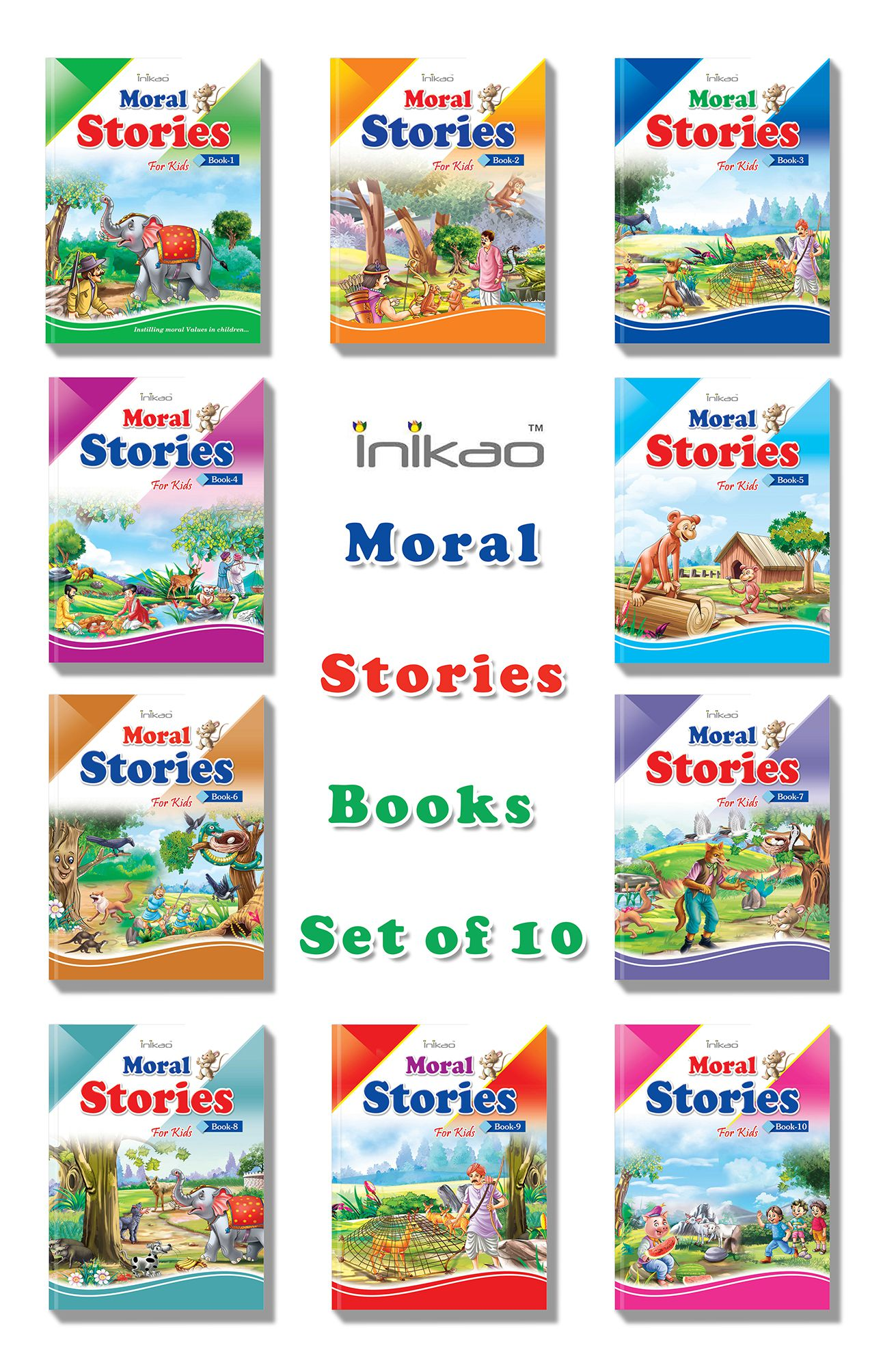 English story book best