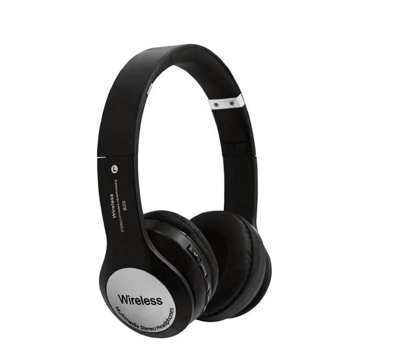 Meckwell Lenovo K5 Note   compatible Wireless Bluetooth Headphone Black