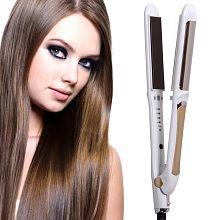 SJ Nova Professional Hair Straighteners Travel Flat Iron 40W Hair Straightener ( Random Color )