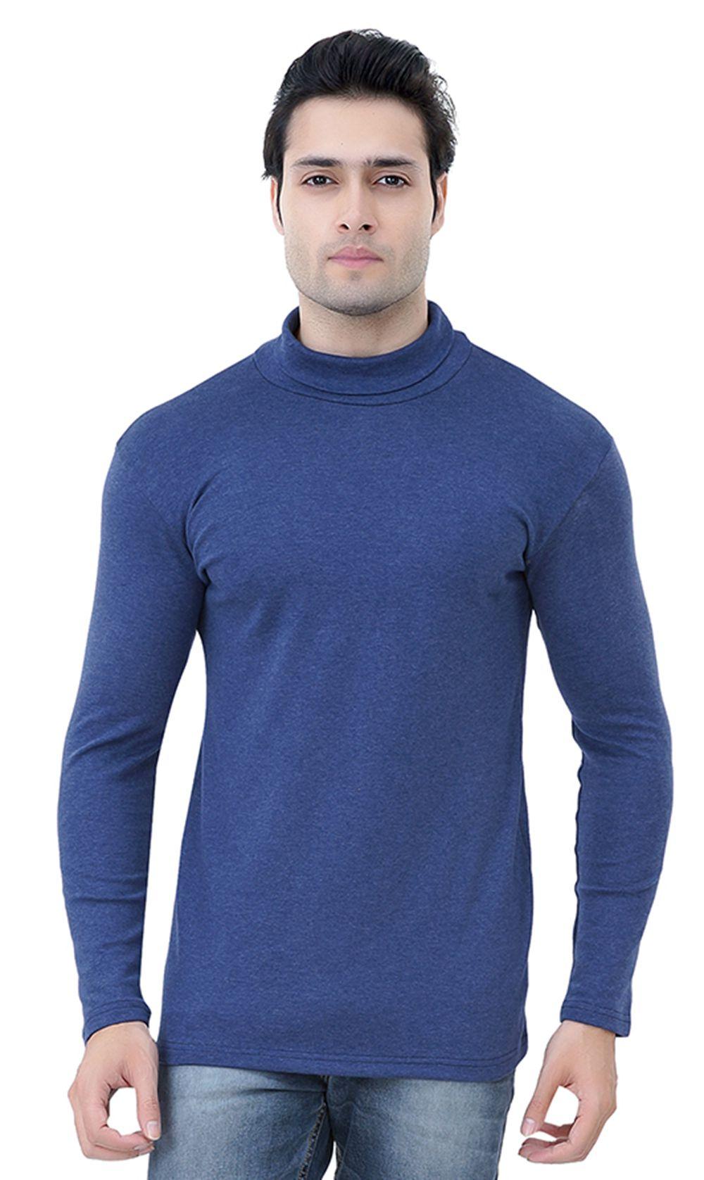 RoyalShoppingCart Blue Round T-Shirt