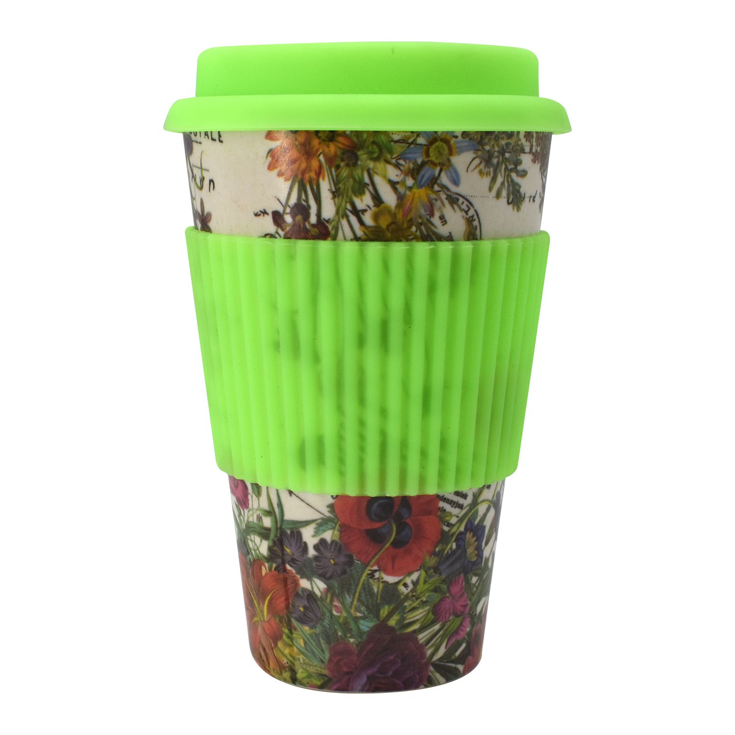 SHOPNJAZZ Bambbo Coffee Cup 1 Pcs