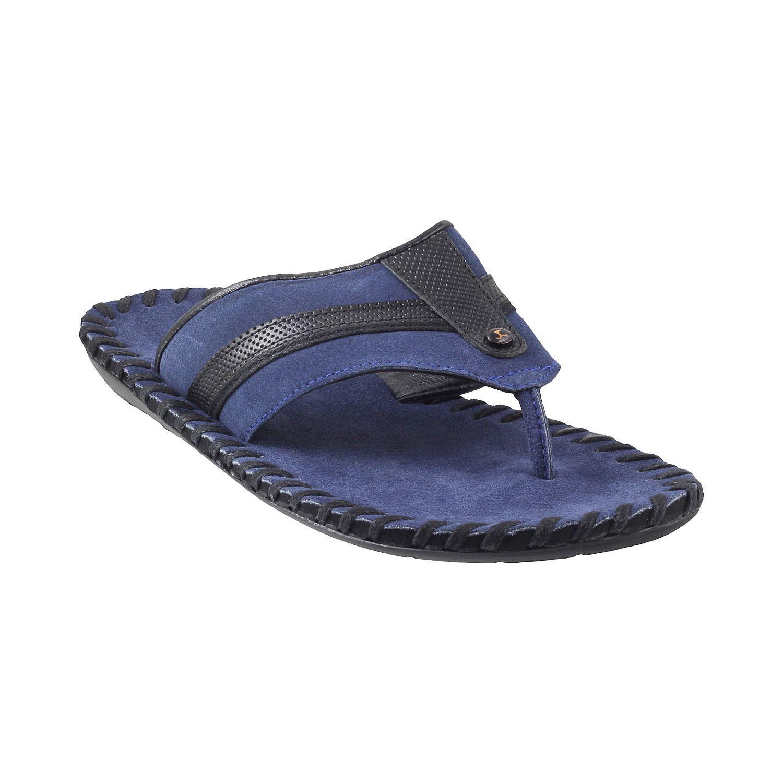 d02000fc6 MOCHI Mochi Men Blue Suede Thong BLUE Sandals Price in India- Buy MOCHI  Mochi Men Blue Suede Thong BLUE Sandals Online at Snapdeal