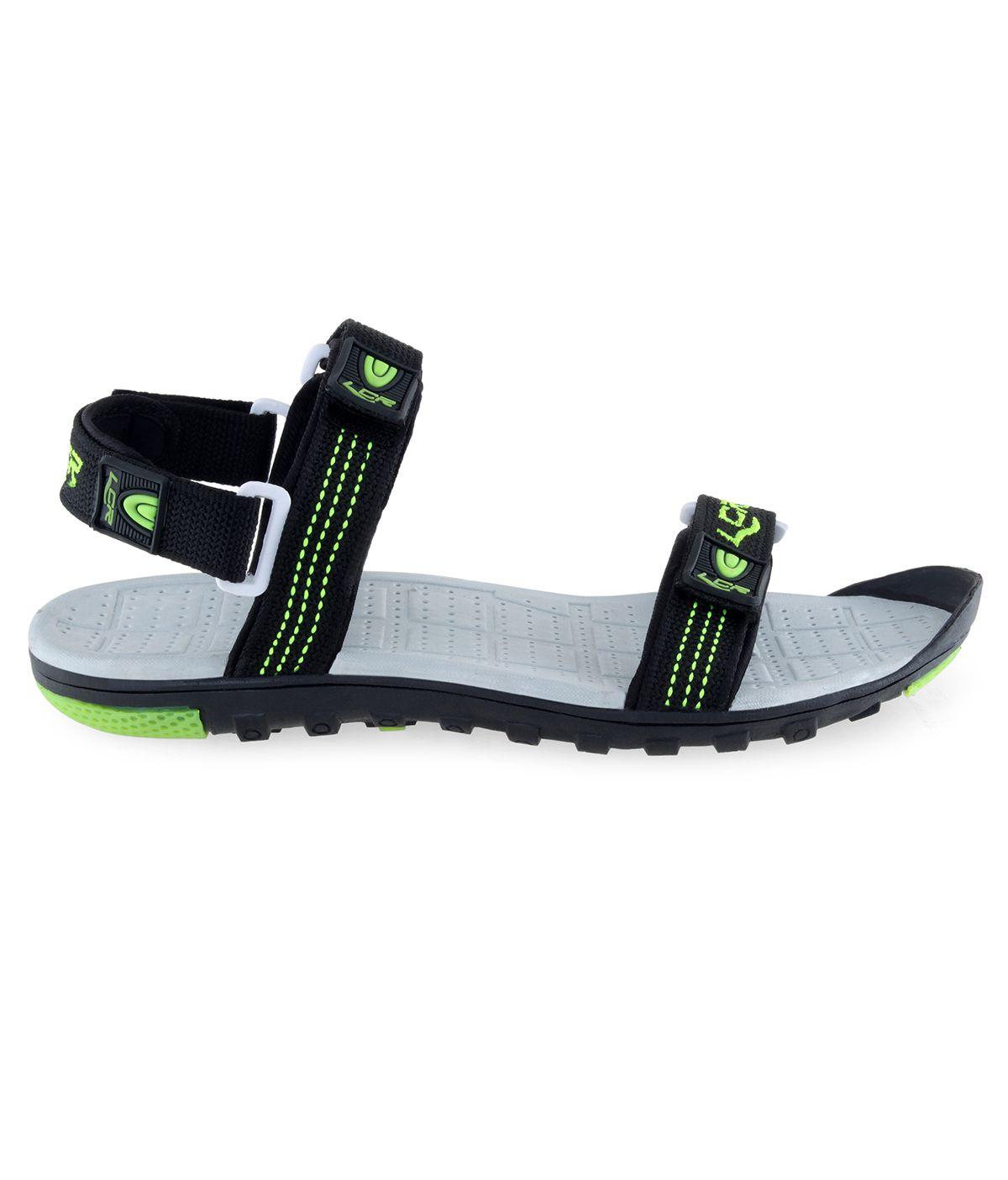 Lancer EARTH-1BLK-PGN Black Floater Sandals clearance affordable lyagKas