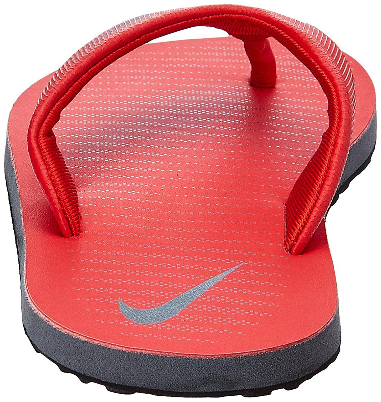 Nike Red Thong Flip Flop Price in India Buy Nike Red Thong Flip