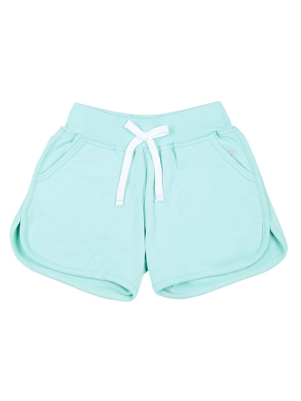 Palm Tree Green  Hot Shorts