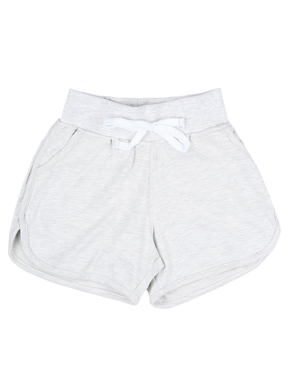 Palm Tree Grey  Hot Shorts