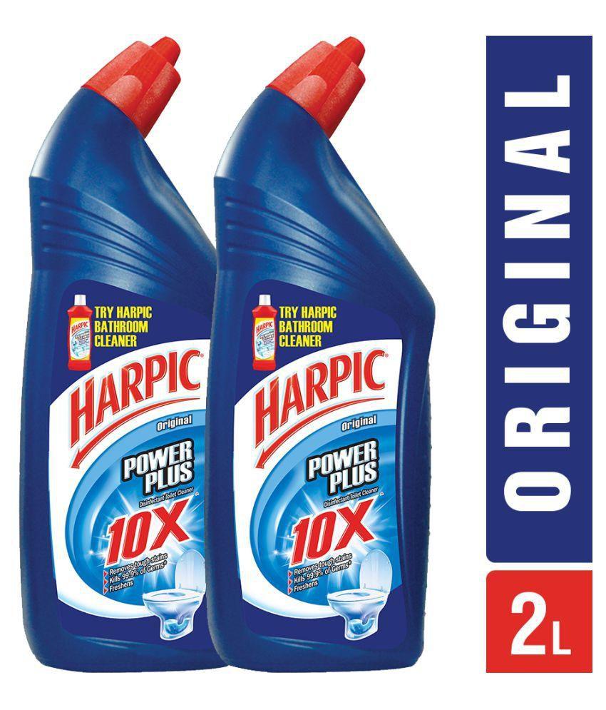 Harpic 1l Pack Of 2 Original Buy Harpic 1l Pack Of
