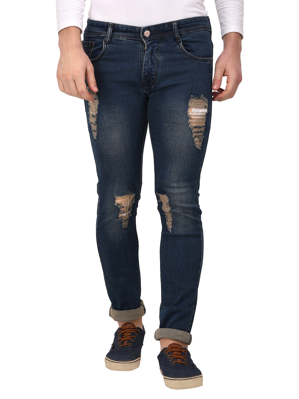 VOXATI Green Slim Jeans