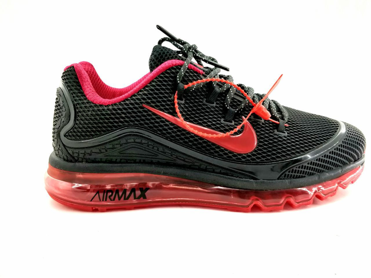 Nike Airmax 2018 Elite Red Running Shoes