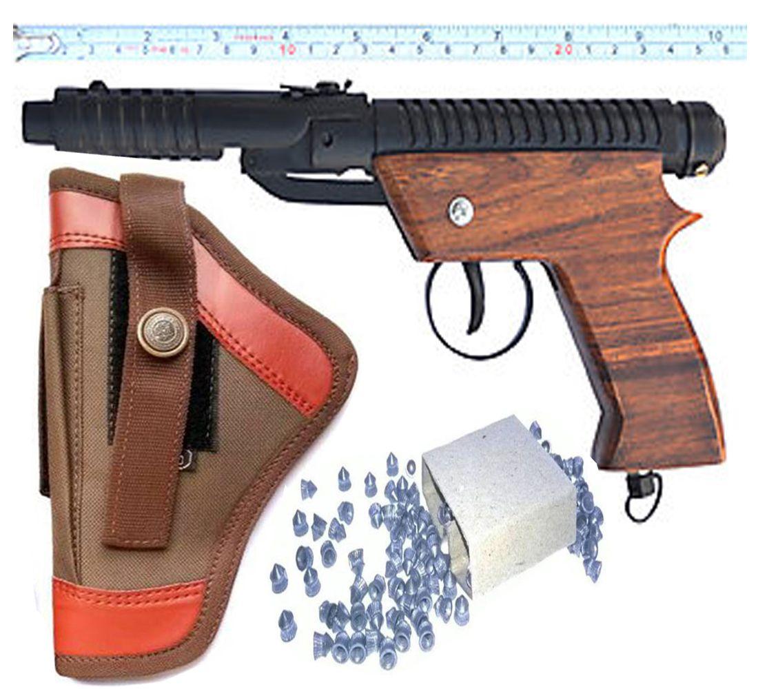 peshkar air gun powerful range double spring air gun free 100