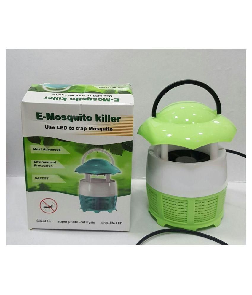 Zeeteck Mosquito Repellent Ultrasonic Machine E Led Trap Electronic Killer 270 Gm