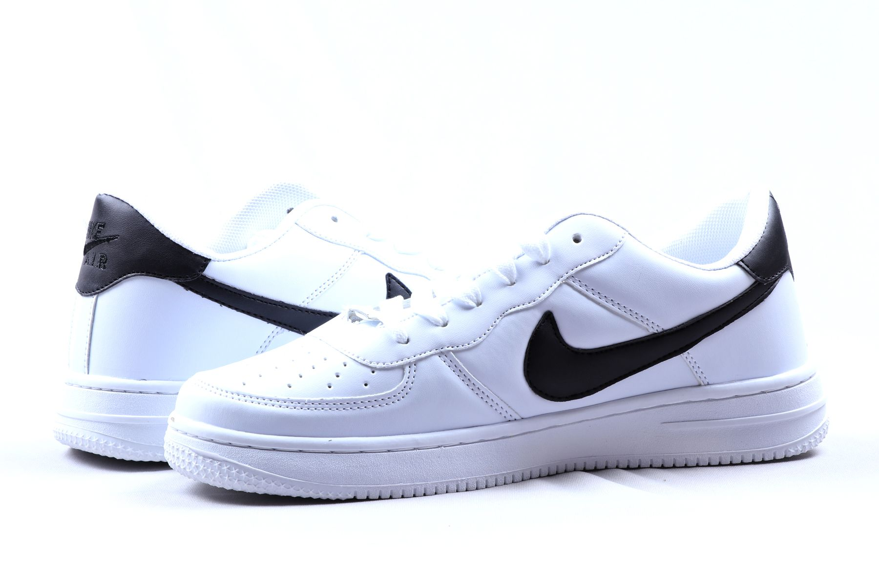 ac887a47737 Nike Air Force 1 LOW ID Sneakers White Casual Shoes