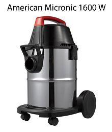 AMERICAN MICRONIC 1600W Vacuum Cleaner (High Pressure)