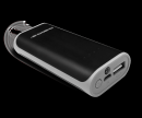 Ambrane P-501 5000 -mAh Li-Ion Power Bank Black & Grey