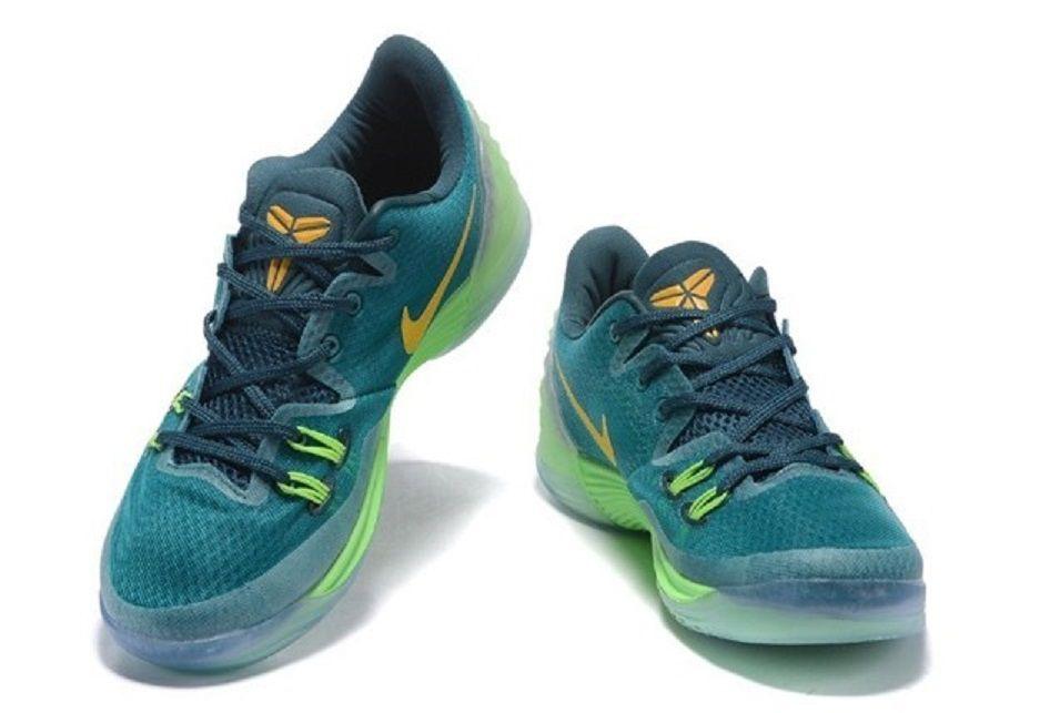 nike zoom kobe venomenon 5 ep limit green basketball shoes