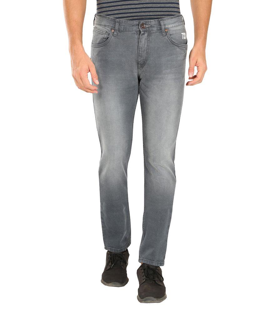 Pepe Jeans Grey Slim Jeans
